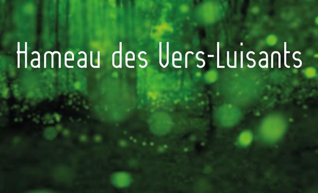 "Visuel du projet Le ""hameau des vers luisants"" / Der ""Weiler der Leuchtkäfer"""