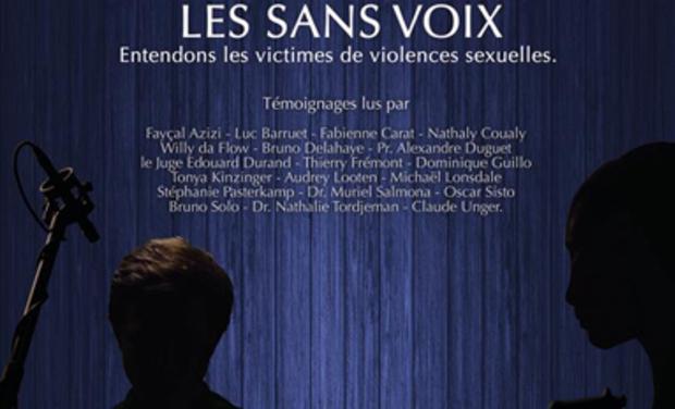 Visuel du projet STOP AU DENI - LES SANS VOIX