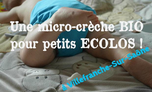 Visuel du projet Une micro-crèche BIO pour petits écolos !