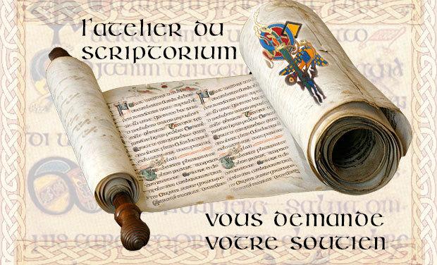 Visuel du projet Réalisation d'un codex médiéval et d'estampes
