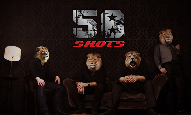 "Project visual 58 Shots - 1er Album ""You Don't Mess With The Lion"""