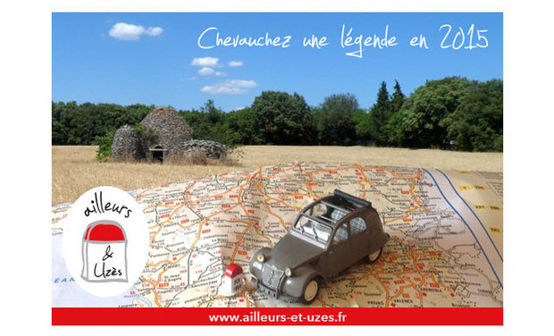 Visueel van project Excursions Privées en 2CV / Private Tours with a 2CV