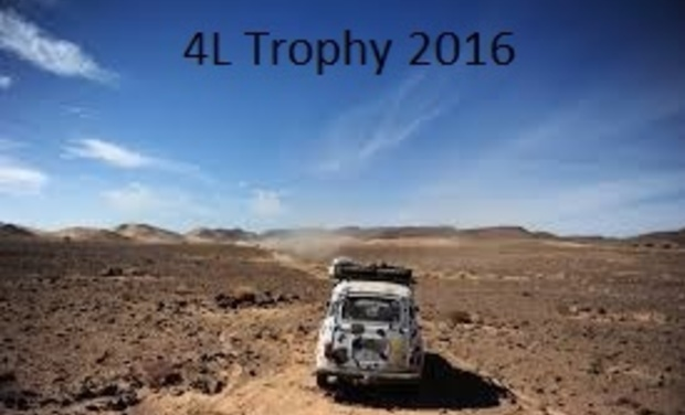 Project visual 4L Trophy 2016