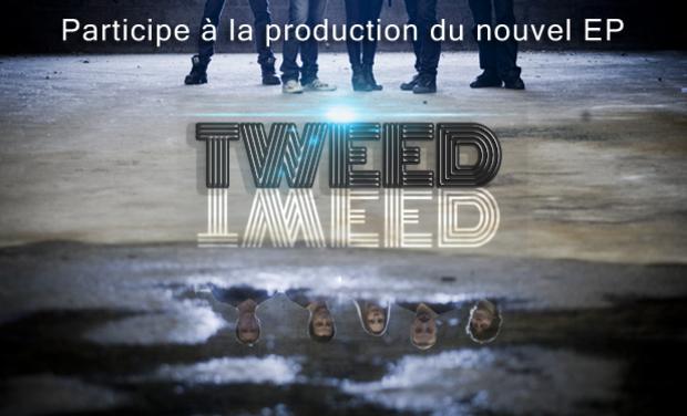 Visuel du projet TWEED - NOUVEL EP