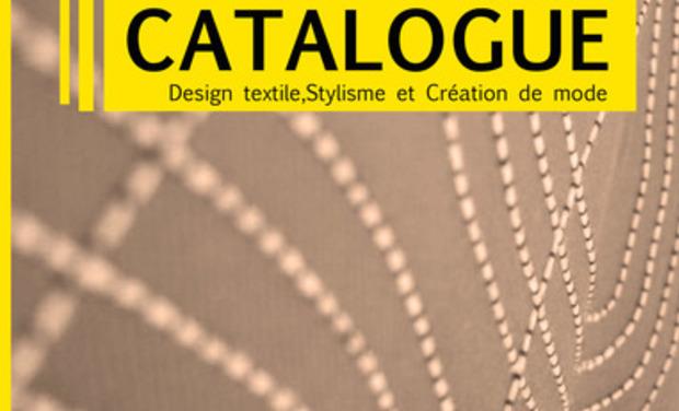 Visuel du projet Aidez nous à publier le 1er Catalogue Design textile