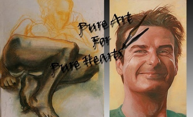 Visueel van project Pure Art for Pure Hearts