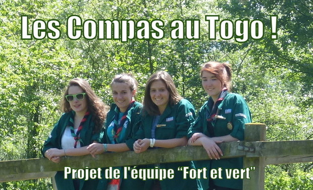 Project visual Les Compas au Togo !