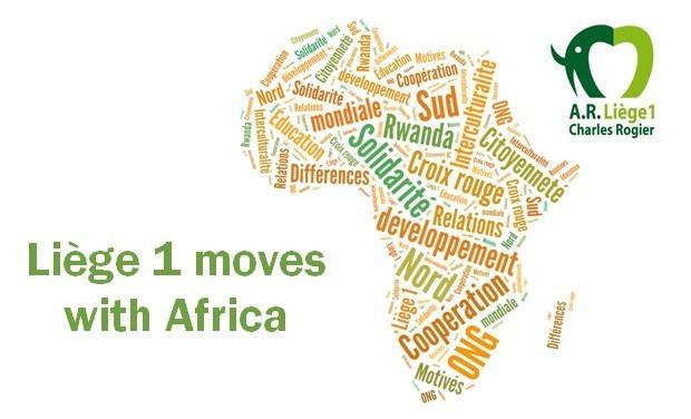 Visuel du projet Liège 1 moves with Africa
