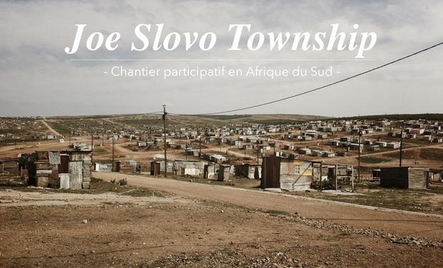 Visuel du projet Joe Slovo Township - Un chantier participatif en Afrique du Sud
