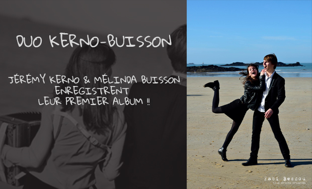 Visueel van project Premier Album du Duo Kerno-Buisson