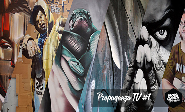 Project visual Documentaire Street-Art