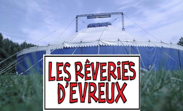 Visuel du projet Festival Les Rêveries d'Evreux