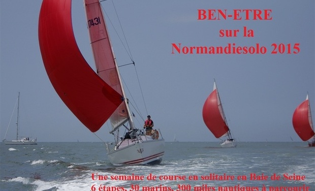 Project visual BEN-ETRE sur la Normandiesolo 2015