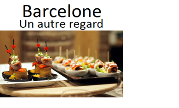 Project visual Barcelone, un autre regard