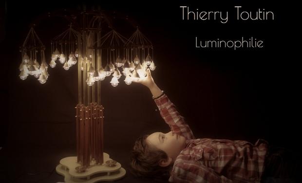 Project visual La luminophilie à Maison & Objet