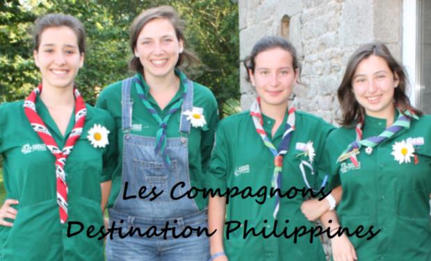 Visuel du projet Les Compas destination Philippines