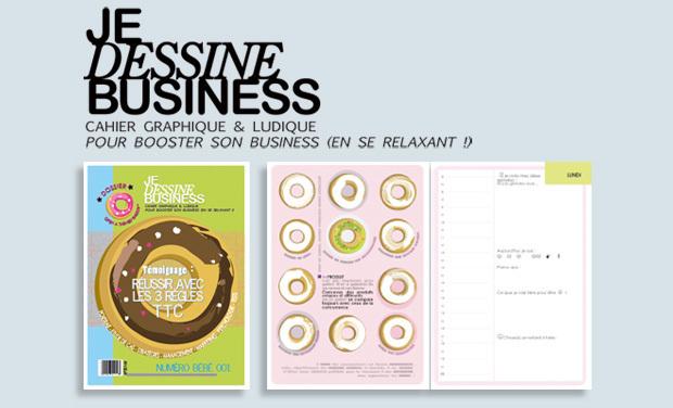 Visuel du projet Je Dessine Business