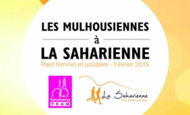 Visuel du projet Les Mulhousiennes Team à la Saharienne