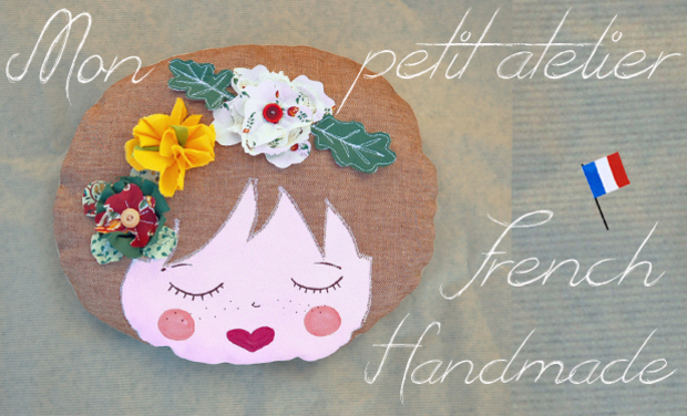 Visuel du projet Mon Petit Atelier French Handmade