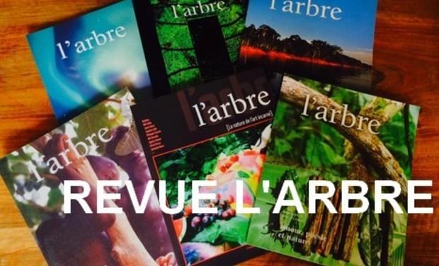 """Visuel du projet Revue transdisciplinaire  """"L'Arbre"""""""