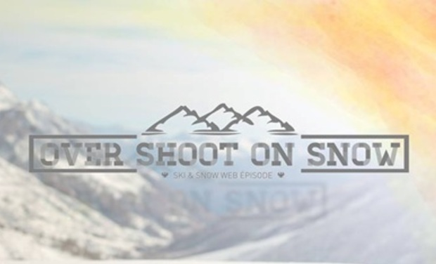 Project visual OVER SHOOT ON SNOW