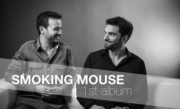 Visueel van project SMOKING MOUSE - 1st album