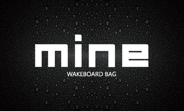 Visuel du projet Mine Wakeboard Bag