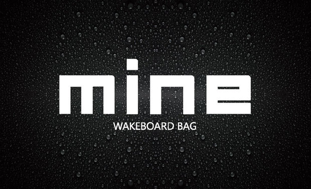 Visueel van project Mine Wakeboard Bag