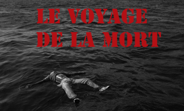 Project visual Le voyage de la mort