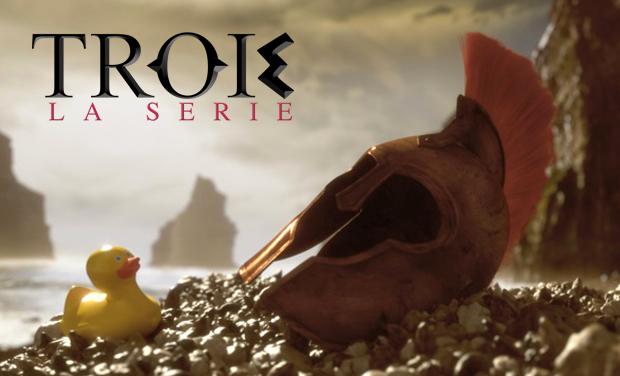 Visuel du projet Troie la série - Saison 1 (2015)