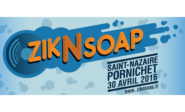 Visuel du projet Festival Zik'n'Soap