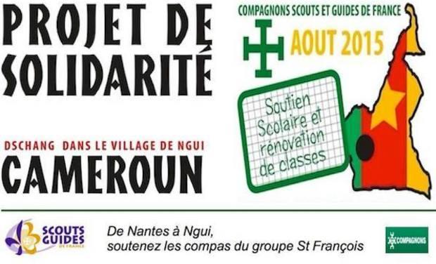 Visueel van project De Nantes à Ngui, notre projet construction.