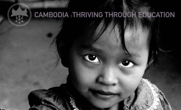 Visuel du projet Cambodia : Thriving Through Education