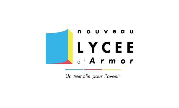 Visuel du projet Le Nouveau Lycée d'Armor