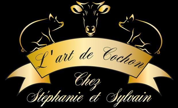 Visueel van project Chez Stéphanie et Sylvain : L'Art de Cochon