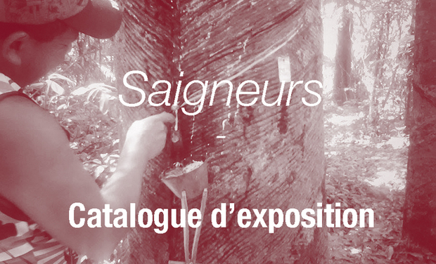 Visueel van project Saigneurs - Catalogue d'exposition - Thu Van Tran