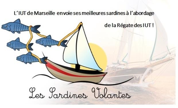 Visuel du projet 5 étudiants Marseillais se lancent dans la régate des IUT !
