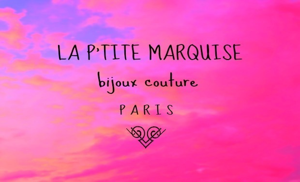 Visuel du projet Les bijoux couture de LA P'TITE MARQUISE