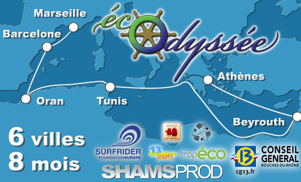 Project visual écodyssée