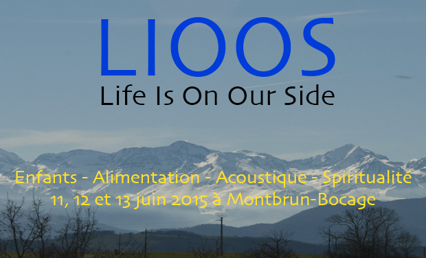 Project visual Festival LIOOS : Life Is On Our Side