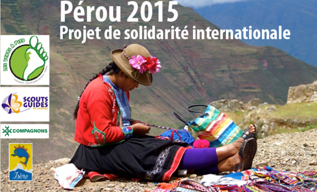 Visuel du projet Projet solidarité Pérou 2015