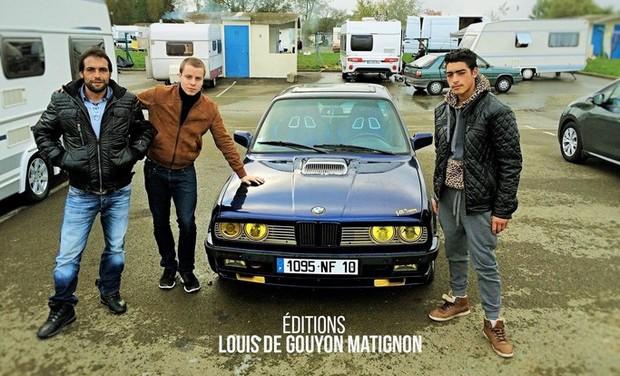 Visuel du projet éditions Louis de Gouyon Matignon