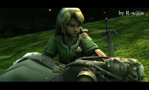 Project visual The Legend Of Zelda: Past And Present 2