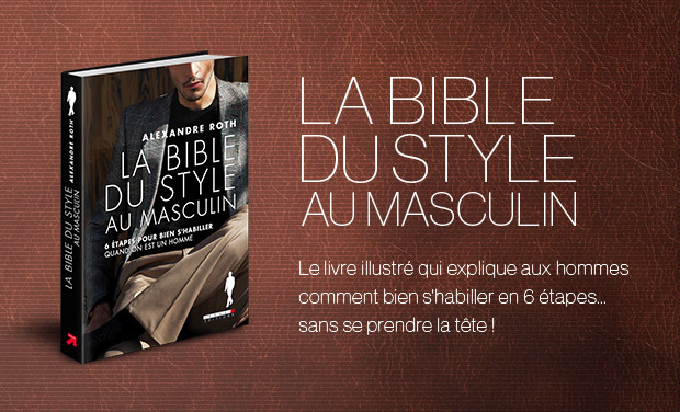 Visuel du projet La Bible du Style au Masculin