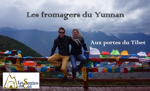 Visuel du projet Soutenez les fromagers du Yunnan
