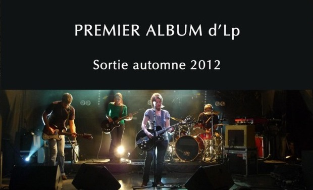Project visual Enregistrement du premier album d'Lp