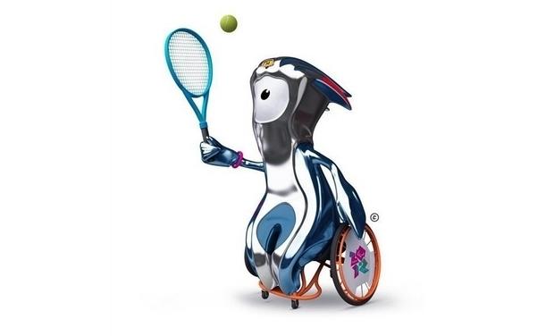 Visueel van project Jeux Paralympiques 2012