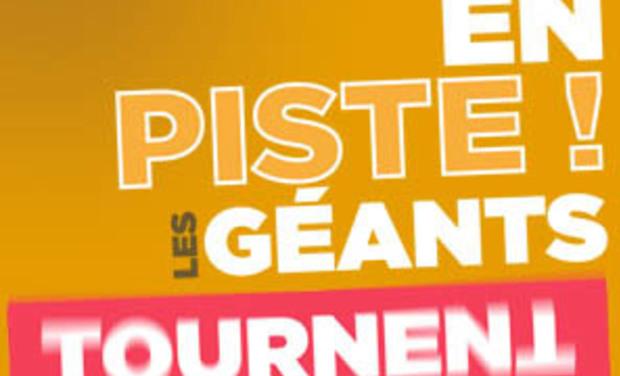 Visueel van project EN PISTE ! LES GÉANTS TOURNENT...
