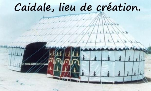 Visuel du projet Caïdale, Lieu de Création