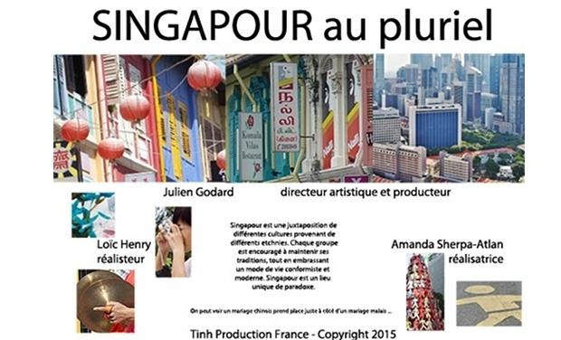Visuel du projet Singapour au pluriel - Singapour pluriculture